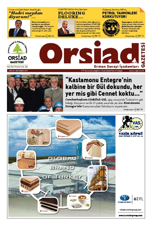 Orsiad Gazetesi Sayi:6