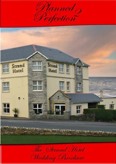 The Strand Hotel, Ballyliffin Wedding Brochure