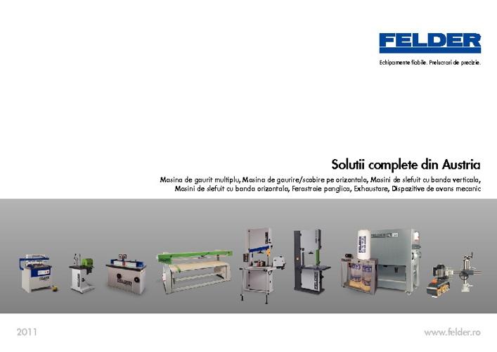 Felder- Solutii complete din Austria