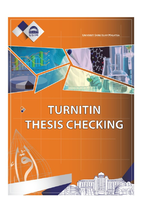 Turitin (Thesis Checking)