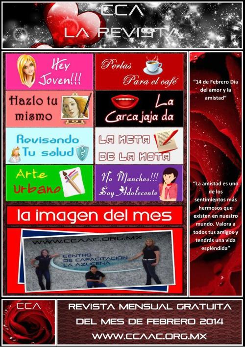 Revista CCA Febrero 2014