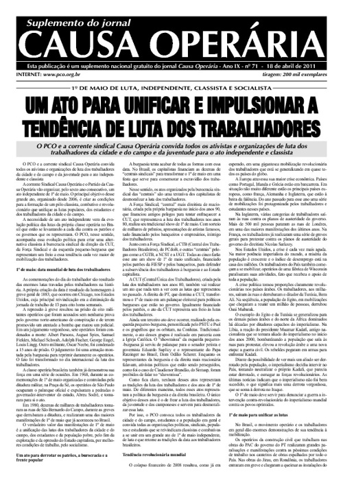 Jornal PCO