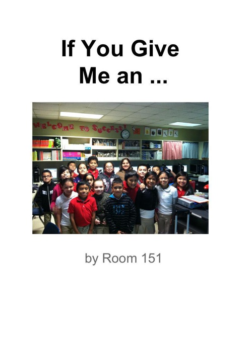 Room 151 -If You Give Me an...- (2)