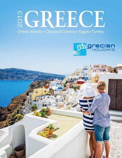 Grecian Holidays 2013
