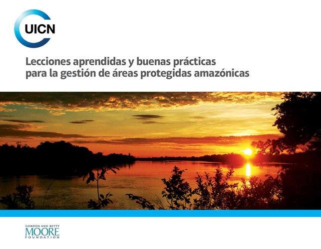 UICN Areas Protegidas Amazonicas