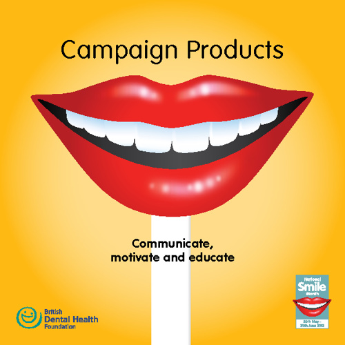 Smile Month product catalogue 2011-2012