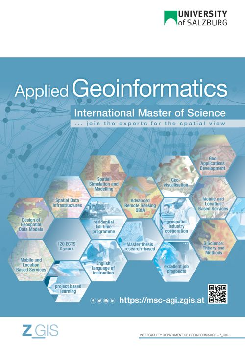 Applied Geoinformatics