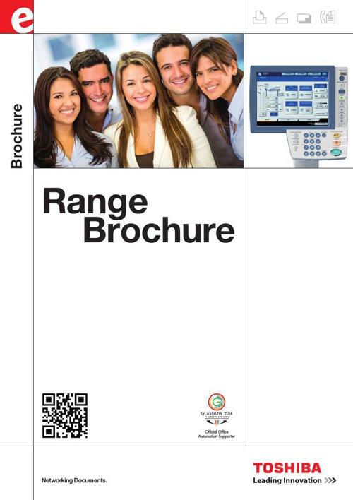 range brochure
