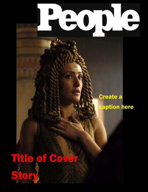 Cleopatra Magazine Draft