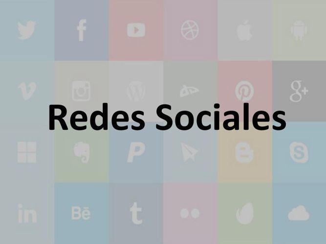 REDES SOCIALES - CÉSPEDES