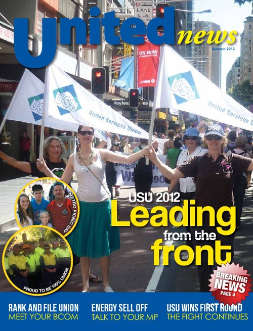 United Magazine Autumn 2012