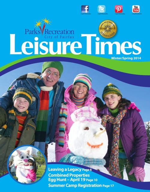 Leisure Times Winter/Spring