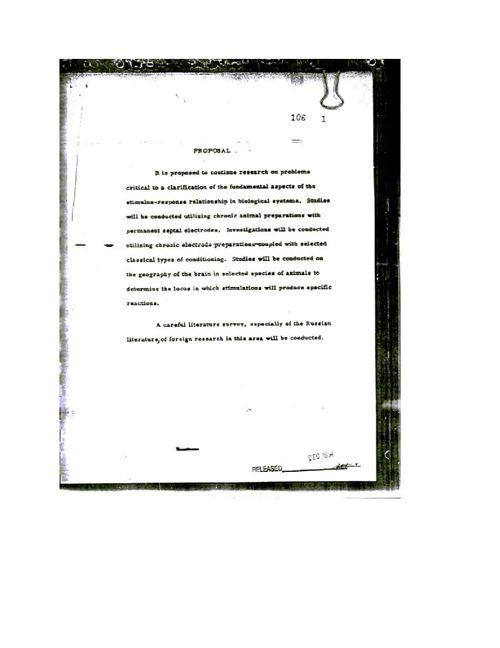 CIA Behavior Modification from 1953 until today-  MK-ULTRA_MICHA