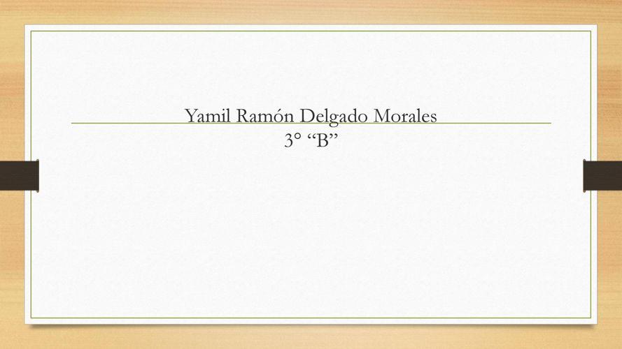 Copy of MARAVILLAS DE MÉXICO QUE DEBERIAS DE VISITAR