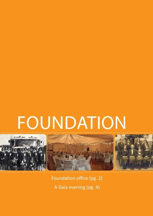 DSG Foundation