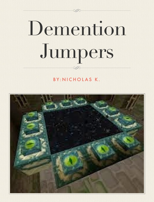 Demention Jumpers