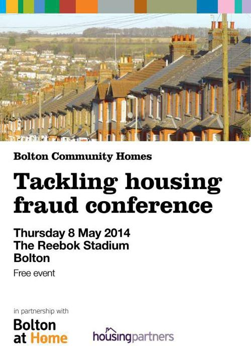 Tackling housing fraud conference