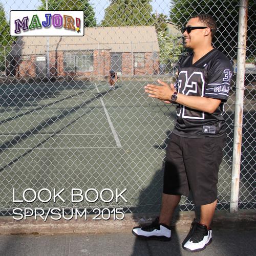 MAJOR! Spr/Sum 2015 Look Book