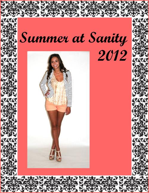 Summer 2012 Look Book