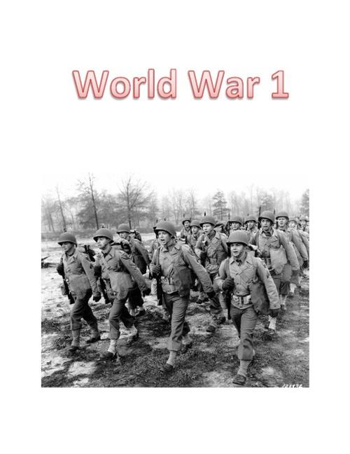 WWI Portfolio