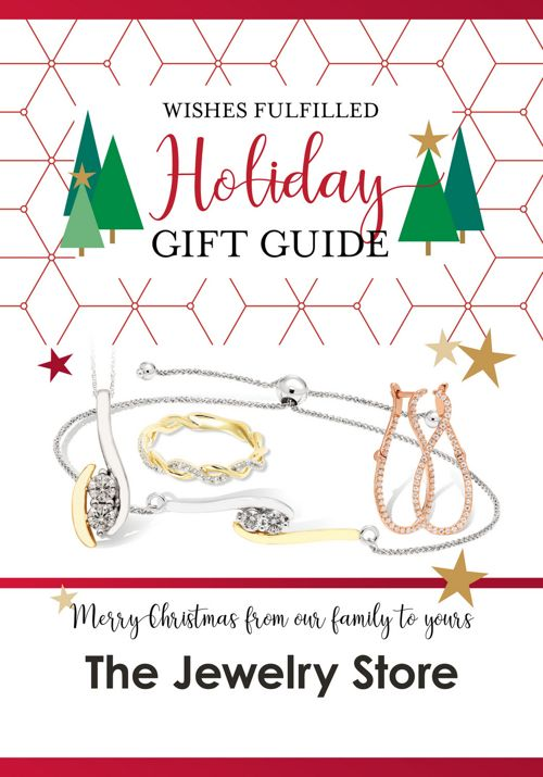 The Jewelry store Holiday Gift Guide 2017