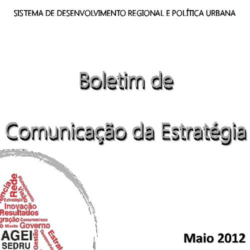 BOLETIM DA ESTRATÉGIA - MAIO 2012