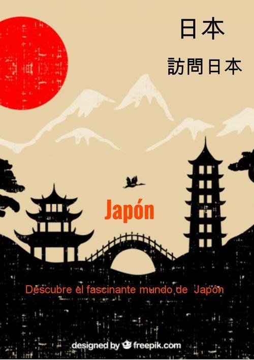 revista promocional de Japon