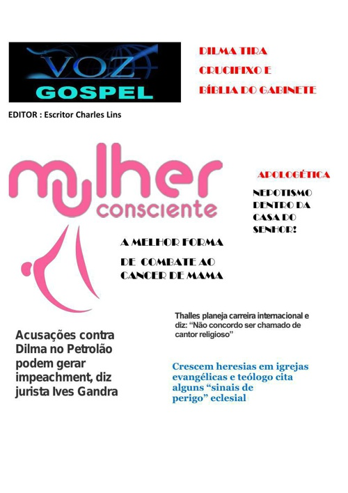 REVISTA DIGITAL A VOZ GOSPEL