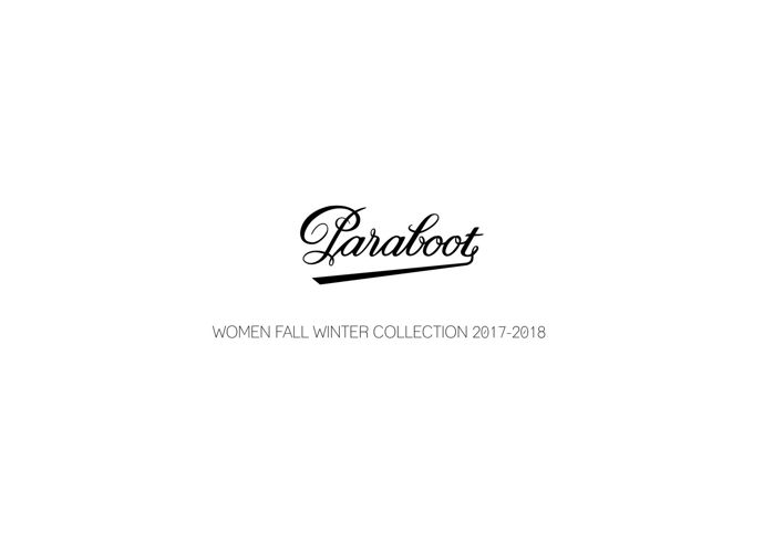 WOMEN FALL WINTER COLLECTION 2017-2018