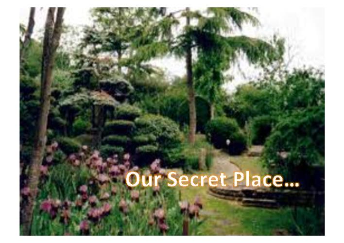 12De Joya_Our Secret Place...
