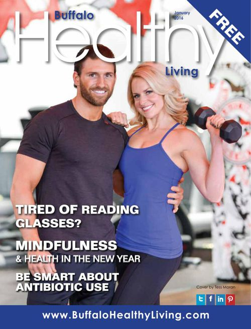 Buffalo Healthy Living Magazine January 2016