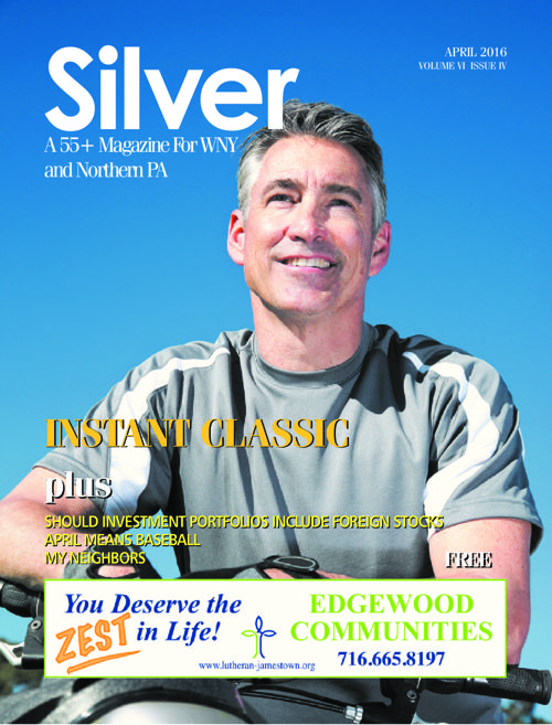 Silver - The Post-Journal - April 2016