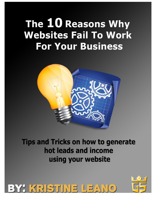 The 10 Reasons Why Websites Fail To Work For Your Business
