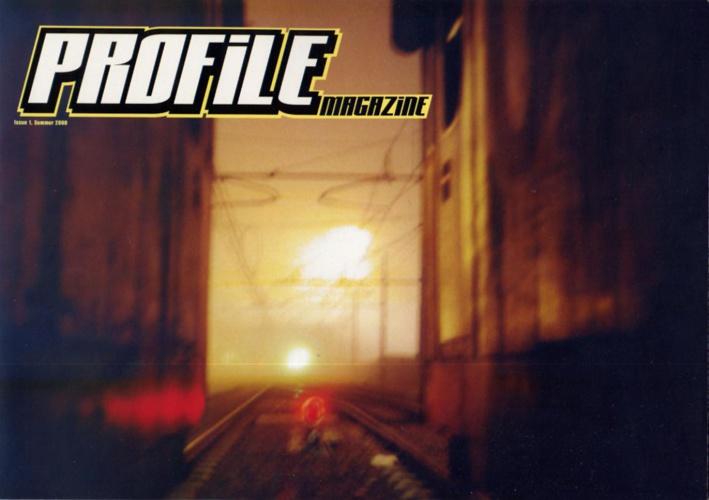 Profile Graffiti Magazine Issue 1