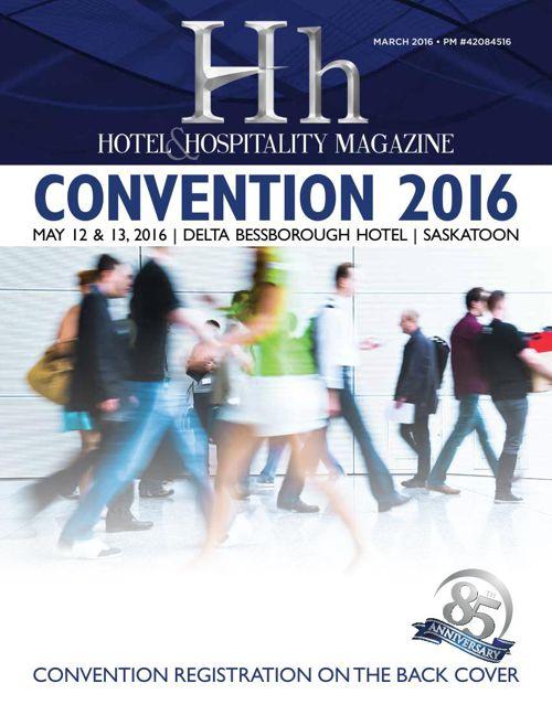 SHHA Magazine Spring 2016