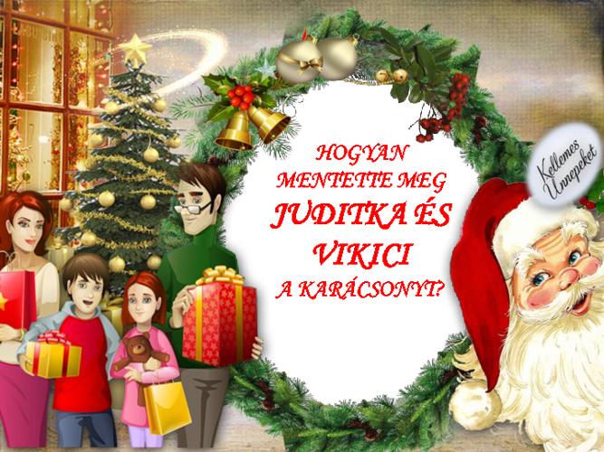 Juditka es Vikici