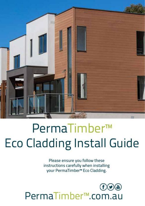PermaTimber Cladding Install Guide