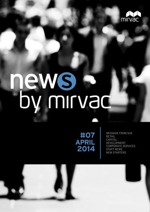National Newsletter April 2014