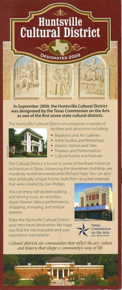 Huntsville culture district
