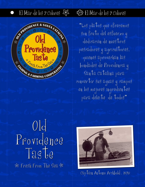 Old Providence Taste