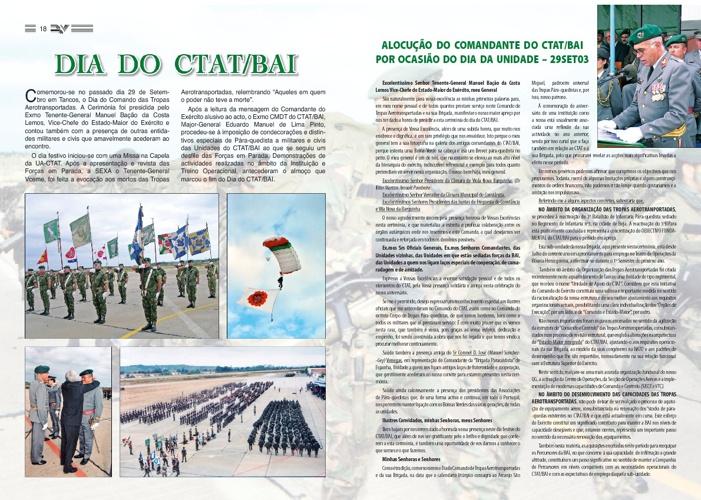CTAT - COMANDO DAS TROPAS AEROTRANSPORTADAS