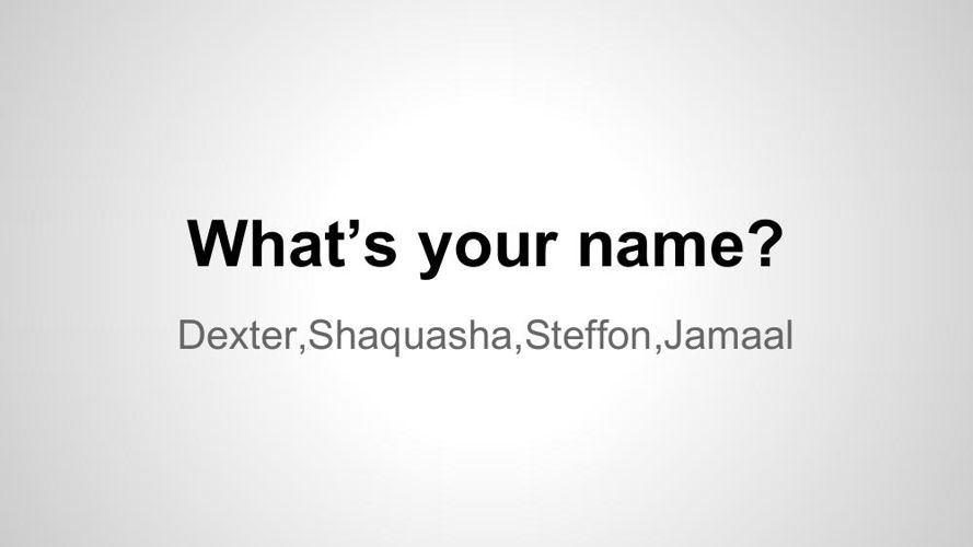 What's your name- (1)
