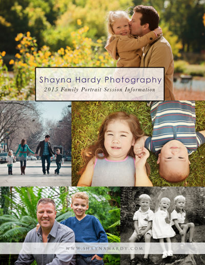 Copy (2) of 2015 SHP Family Client Guide