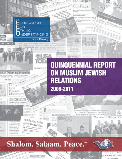 5 year Muslim Jewish Report