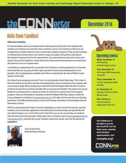 CONNector December 2014