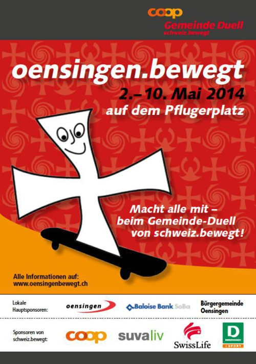 oensingen.bewegt - Bulletin 2014