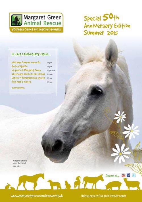 Margaret Green Animal Rescue Newsletters