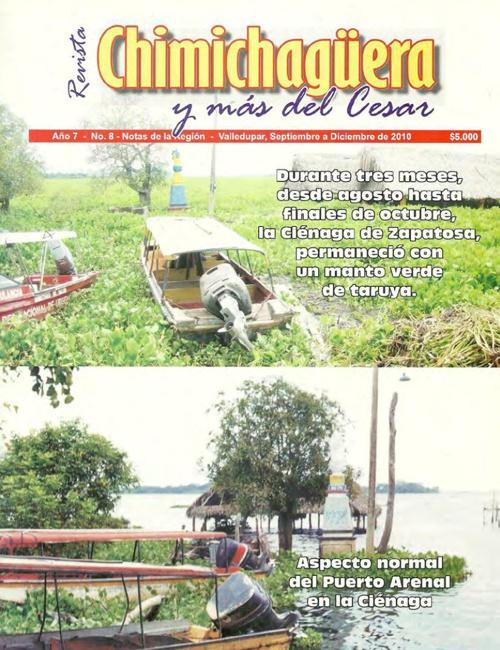 Revista chimichaguera y más del Cesar