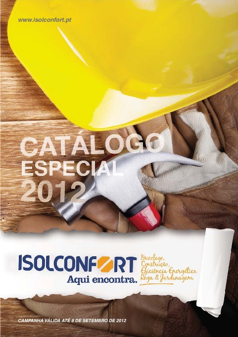 Catálogo_Especial_Isolconfort_2012