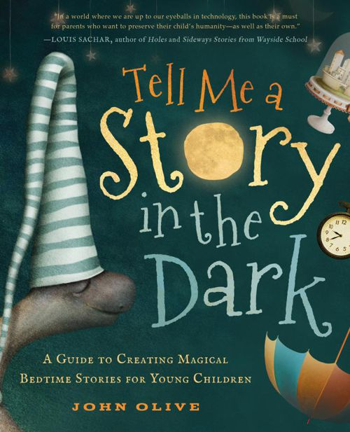 Tell Me a Story in the Dark by John Olive